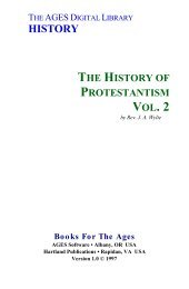 History of Protestantism by Wylie_vol2.pdf - Friends of the Sabbath