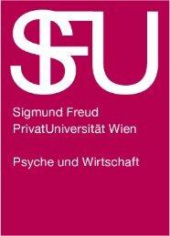 SFU Psyche und Wirtschaft Folder (pdf)