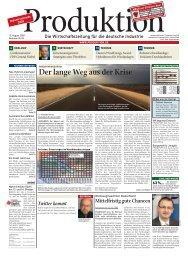Seite 01-02 PRO_2009_32-33.indd - Produktion