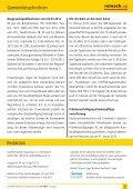 Das informative Monatsmagazin für Reinach - Reinach - dorfheftli - Page 3