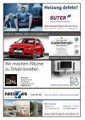 Das informative Monatsmagazin für Beinwil am See - Seite 2