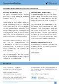 Das informative Monatsmagazin für Beinwil am See - Seite 3