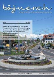 Ersatzwahl Gemeinderat - Beinwil am See