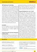 Das informative Monatsmagazin für Reinach 12 / 2012 - Page 3