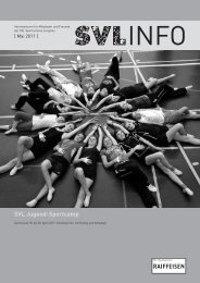SVL Jugend-Sportcamp - SVL Lengnau