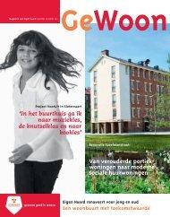 GeWoon - zomer 2011 - Eigen Haard