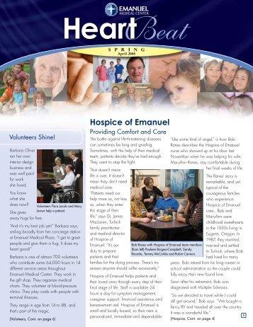 Hospice of Emanuel - Emanuel Medical Center