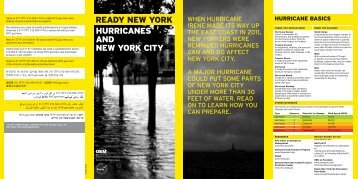 ready new york hurricanes and new york city - The Salvation Army