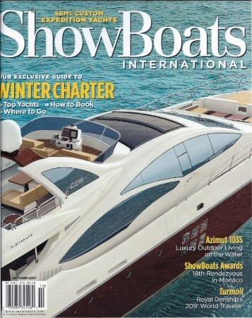 Download Full Article - Dennis Boatworks, Inc.