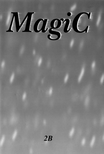 MagiC (Version 6) [1998] - Atari Documentation Archive