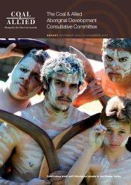 2008 Aboriginal Development Consultative Committee Report (PDF