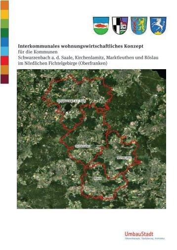 Interkommunales wohnungswirtschaftliches Konzept ... - UmbauStadt