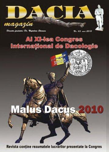 Malus Dacus – Mihai Viteazul - Dacia.org