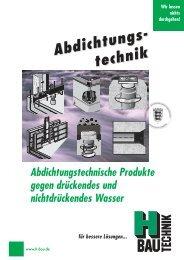 Pentaflex - H-Bau Technik GmbH