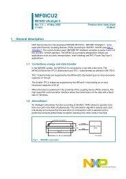 MIFARE Ultralight C