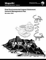 Final Environmental Impact Statement General Management Plan ...