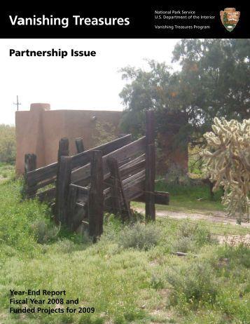 2008 report (pdf) - National Park Service