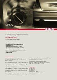 LI²SA - ESYTEC Energie und Systemtechnik GmbH