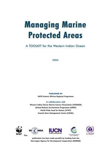 Managing Marine Protected Areas Managing Marine Protected Areas