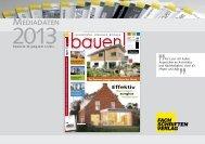 bauen! 2013 (PDF) - Fachschriften-Verlag