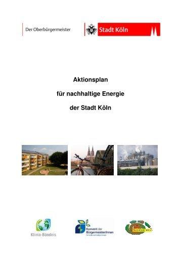 2 Klimaschutz in Köln - Covenant of Mayors