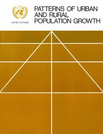 Patterns of Urban and Rural Population Growth - Development