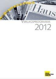 Bauen & Renovieren - Fachschriften-Verlag