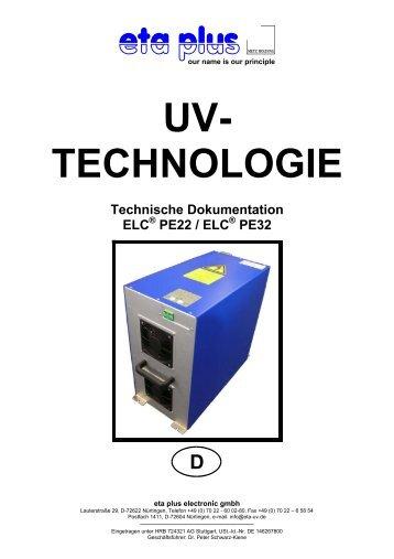 PE22 / ELC - eta plus electronic GmbH