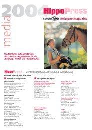 Reitsportmagazine - Deutscher Landwirtschaftsverlag GmbH