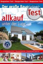 unter der Lupe - allkauf haus GmbH