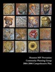 Houston HIV Prevention Community Planning ... - City of Houston