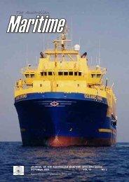 October 2004 - Australian Maritime Officers Union