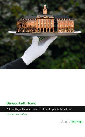 Fachbereich Bürgerdienste - Stadt Herne