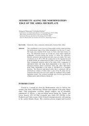 Full text PDF (800 Kb) - Institut des Sciences de la Terre