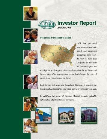 Investor Report - Aeifunds.com