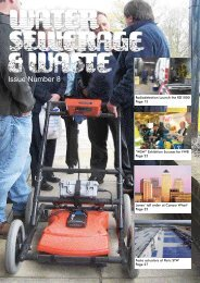 issue 8 2 may 08.qxp - Water, Sewerage & Waste