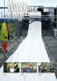 Issue 15 - Water, Sewerage & Waste