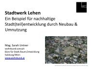 15-WS 5 Präsentation Stadtwerk Lehen_Untner.pdf - 2 ...
