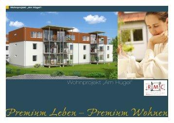 """Wohnprojekt """"Am Hügel"""" - Ulrike Somma KG"""