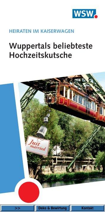 Flyer Heiraten im Kaiserwagen