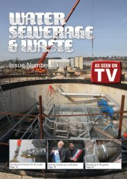 Issue Number 23 - Water, Sewerage & Waste
