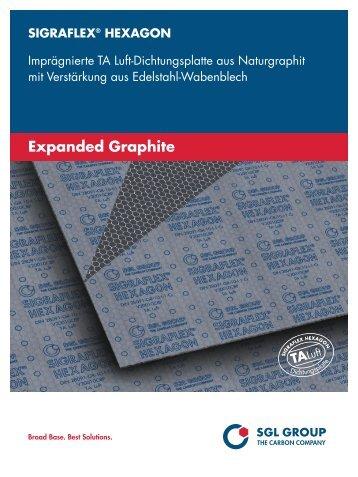 SIGRAFLEX® Hexagon - VTE-Industrietechnik Willkommen