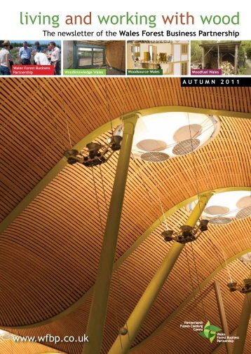 living and working with wood - Woodsource Wales