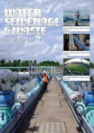 WSW Mag 14 - Water, Sewerage & Waste