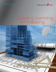 CASE STUDY Natural Ventilation - Building & Construction Authority