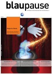 DSAG blaupause 2-2011: Neue Funktionen, besseres Produkt