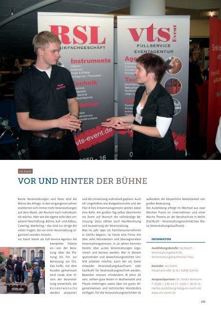 Insider - Der Ausbildungsatlas für den Landkreis Görlitz, 2