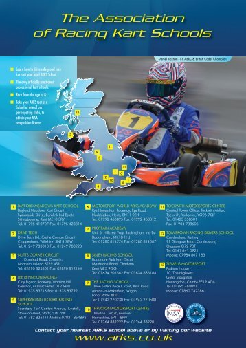 ABkc 8 page - Association of British Kart Clubs