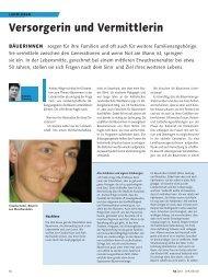 D UFA-Revue07-12 Versorgerin-u-Vermittlerin Die - Schweiz ...