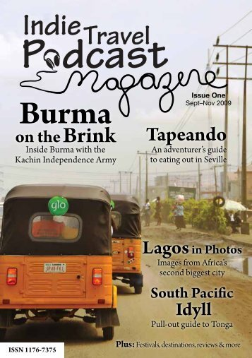 Burma - The Indie Travel Podcast